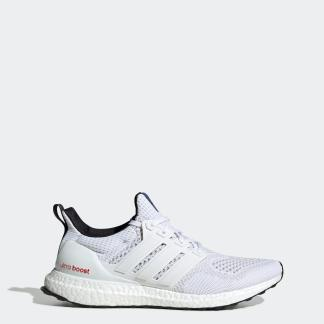 ULTRABOOST SHOES - WHITE   MEN   adidas