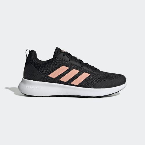 ELEMENT RACE 跑步鞋- 黑色| 女子| adidas