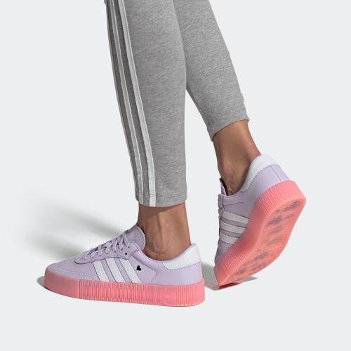 adidas samba rose size 4