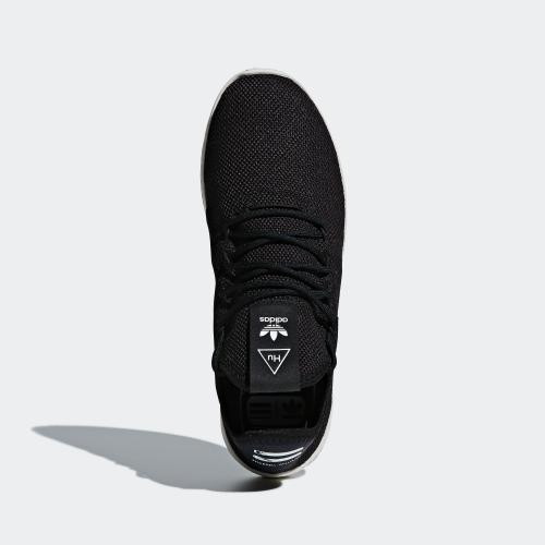 adidas originals x pharrell williams tennis hu black