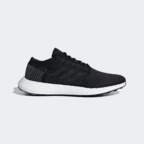 PUREBOOST GO 跑鞋- 黑色| 男子| adidas
