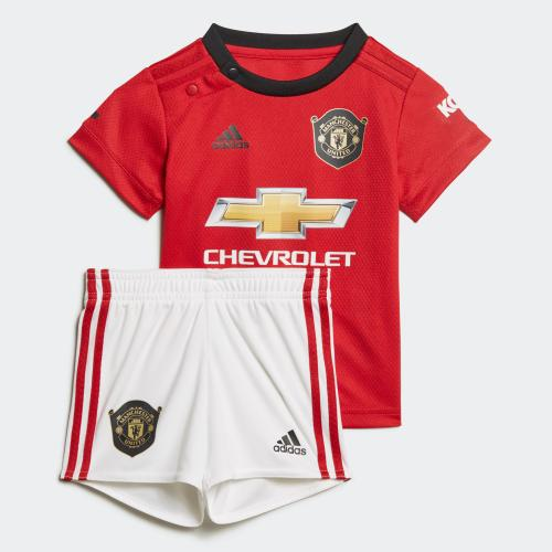 MANCHESTER UNITED HOME BABY SET