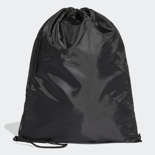 ADIDAS LINEAR CORE DRAWSTRING BAG GYM BAG BLACK DT5714