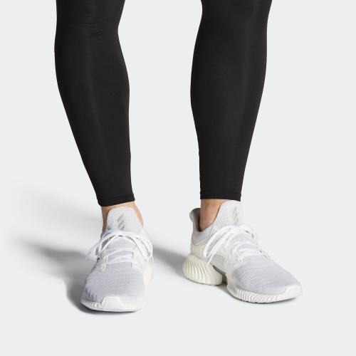 adidas alphabounce instinct on feet