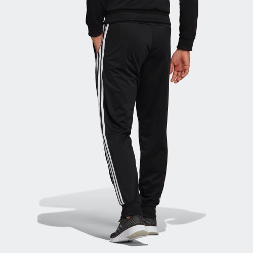 STRIPES TAPERED TRICOT PANTS