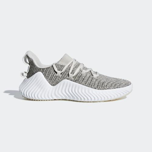 ALPHABOUNCE TRAINER SHOES - RAW WHITE