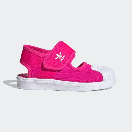 SUPERSTAR 360 涼鞋- 粉紅色| 男童,女童